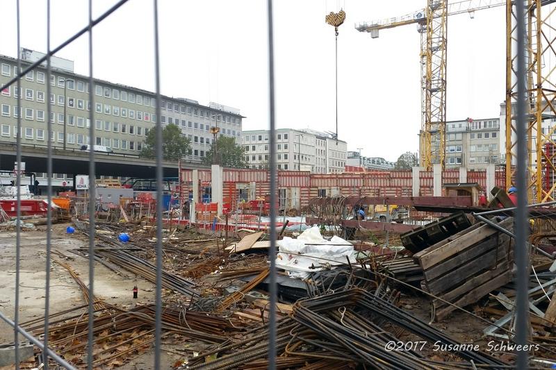 Baustelle Bahnhofsplatz 174
