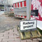 Erlebnisbaustelle 'Bremer Bahnhofsplatz' – Teil 19