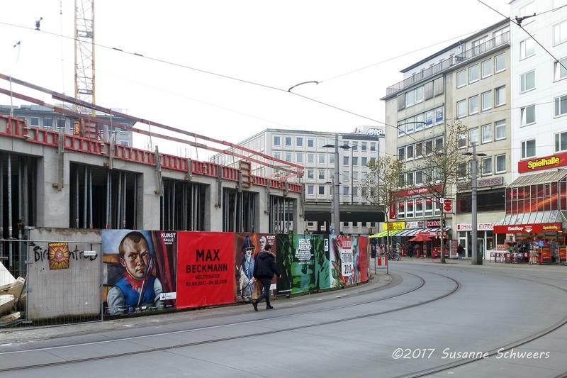 Baustelle Bahnhofsplatz 177