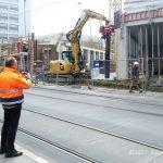 Erlebnisbaustelle 'Bremer Bahnhofsplatz' – Teil 20