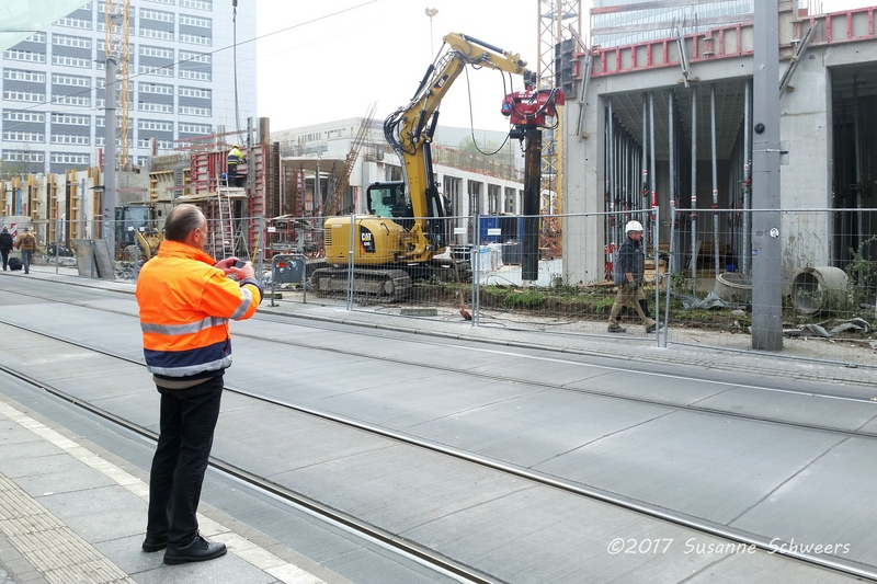 Baustelle Bahnhofsplatz 178