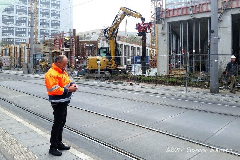 Baustelle Bahnhofsplatz 179