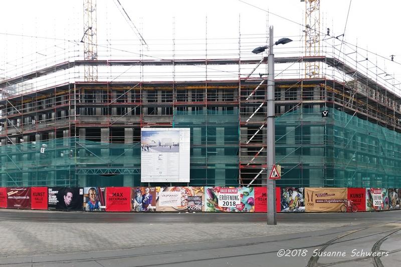 Baustelle Bahnhofsplatz 192