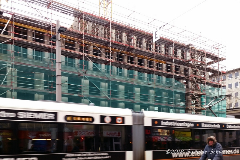 Baustelle Bahnhofsplatz 193