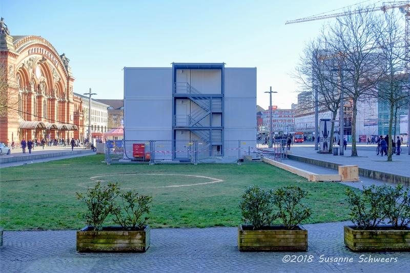 Baustelle Bahnhofsplatz 204