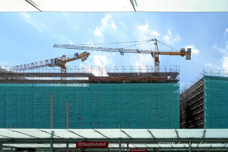 Baustelle Bahnhofsplatz 227