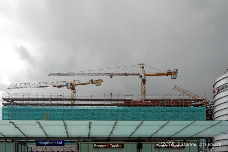 Baustelle Bahnhofsplatz 228