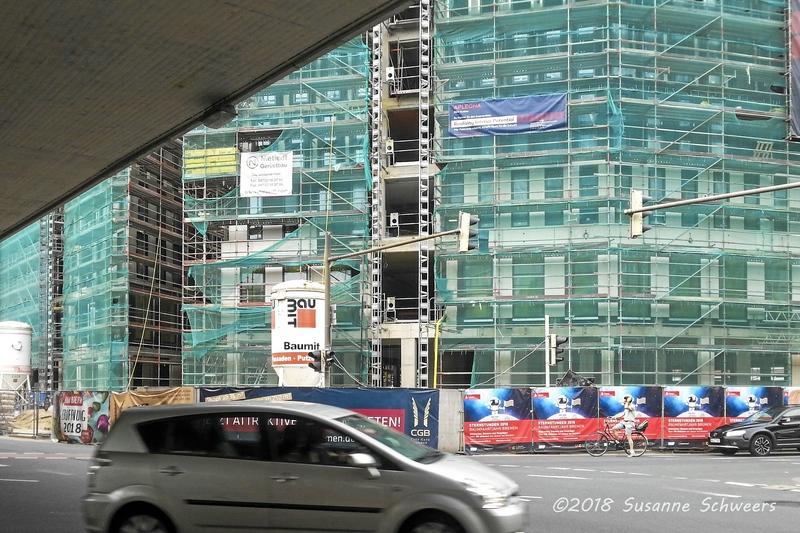 Baustelle Bahnhofsplatz 229