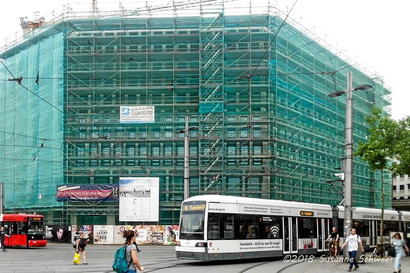 Baustelle Bahnhofsplatz 237