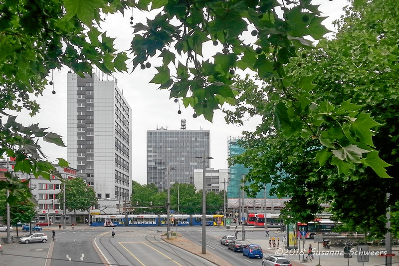 Baustelle Bahnhofsplatz 239