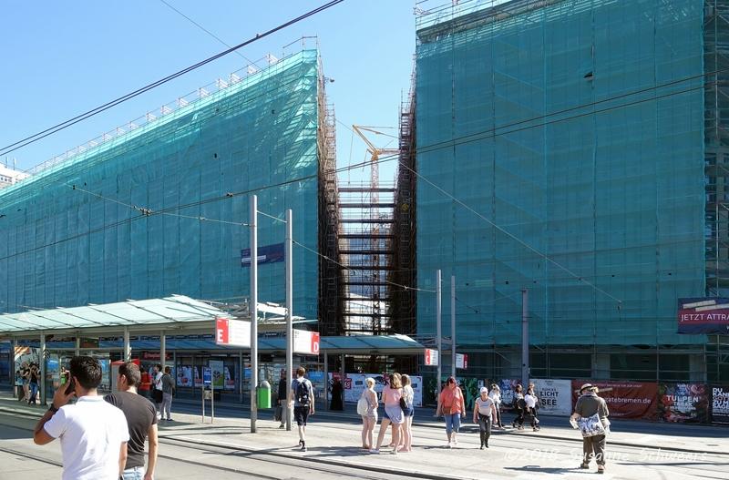 Baustelle Bahnhofsplatz 249