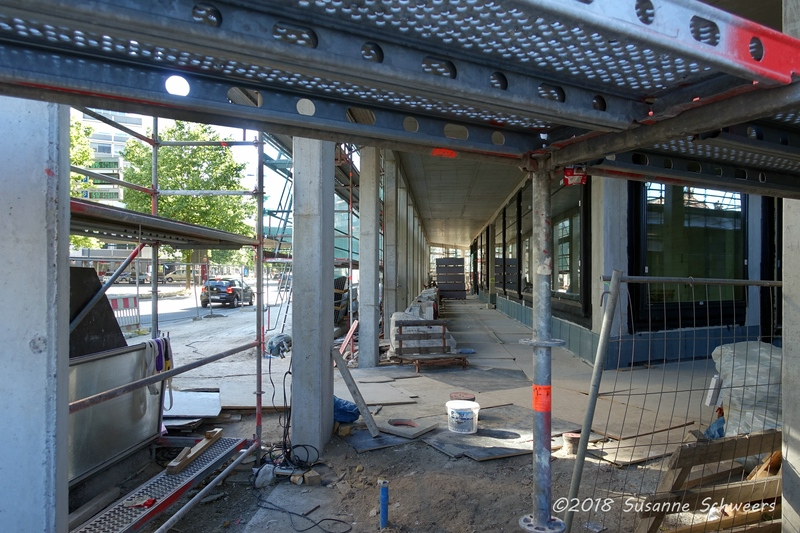 Baustelle Bahnhofsplatz 262