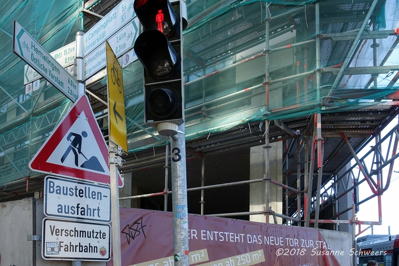 Baustelle Bahnhofsplatz 263