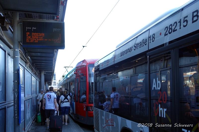 Baustelle Bahnhofsplatz 264