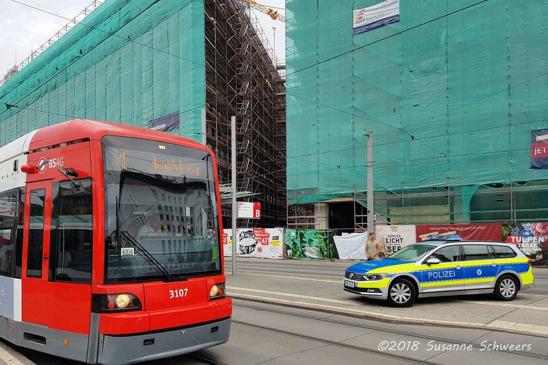 Baustelle Bahnhofsplatz 268