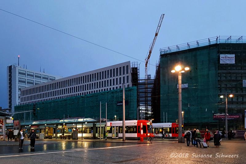 Baustelle Bahnhofsplatz 270