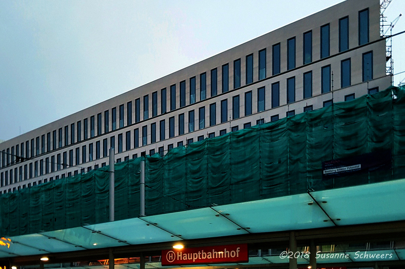 Baustelle Bahnhofsplatz 273