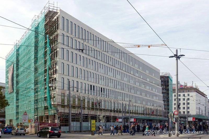 Baustelle Bahnhofsplatz 283