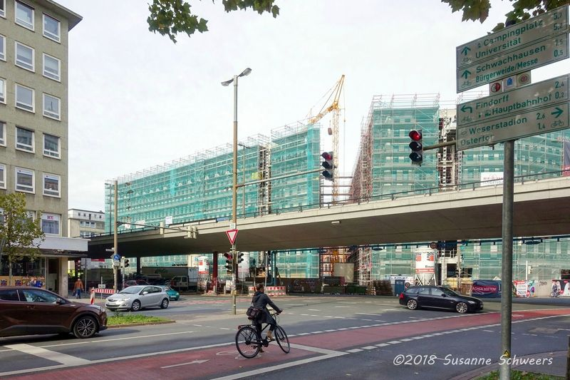 Baustelle Bahnhofsplatz 289