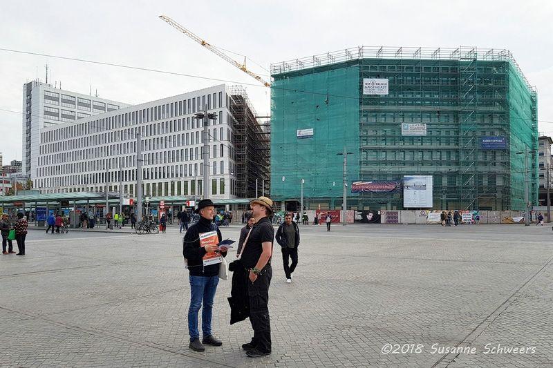 Baustelle Bahnhofsplatz 282