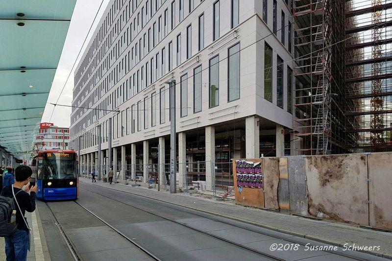 Baustelle Bahnhofsplatz 294