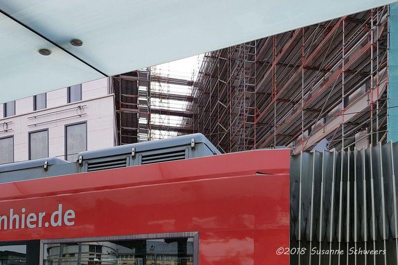 Baustelle Bahnhofsplatz 295