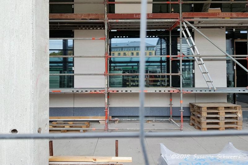 Baustelle Bahnhofsplatz 298