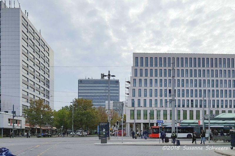 Baustelle Bahnhofsplatz 305
