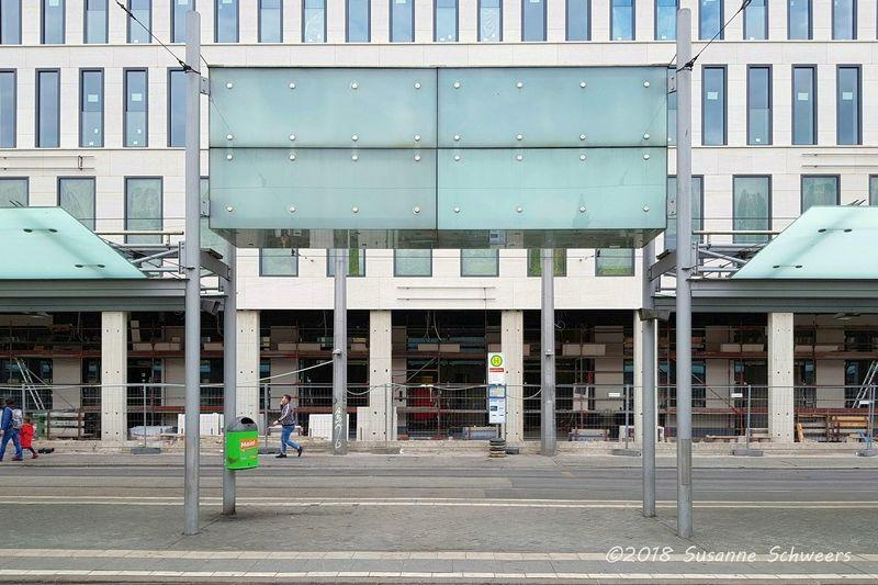 Baustelle Bahnhofsplatz 309