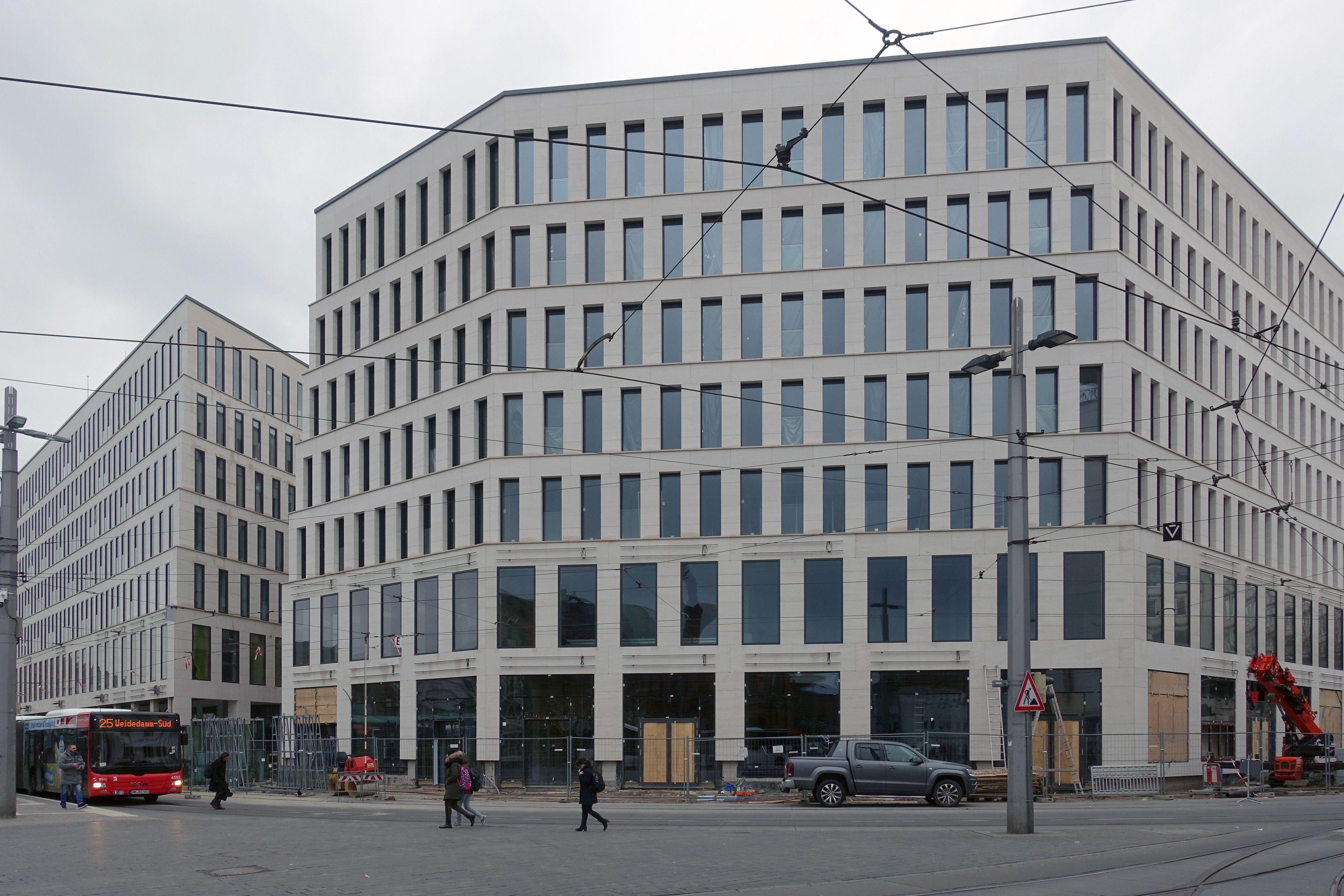 Baustelle Bahnhofsplatz 323