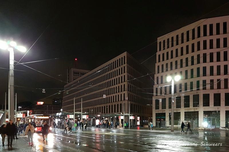Baustelle Bahnhofsplatz 342