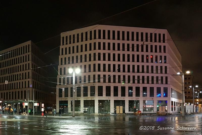 Baustelle Bahnhofsplatz 343