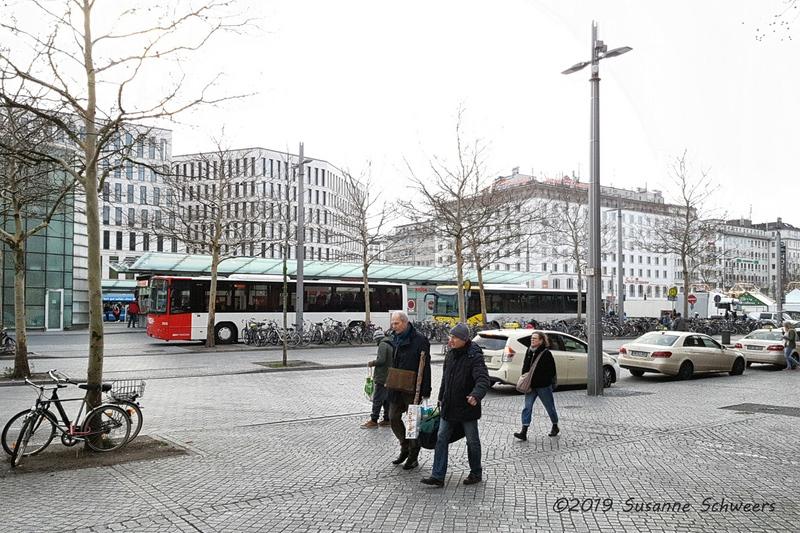 Baustelle Bahnhofsplatz 341