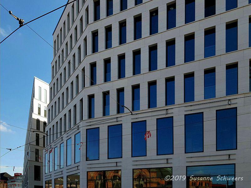 Baustelle Bahnhofsplatz 350