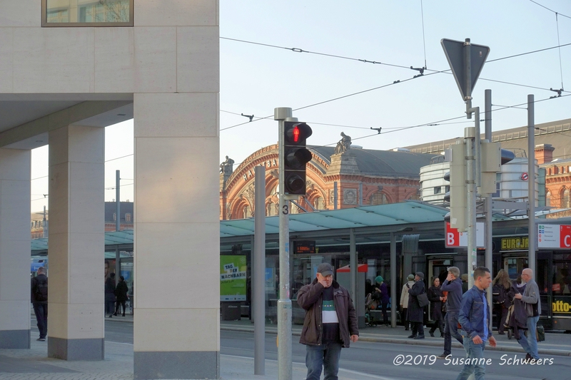 Baustelle Bahnhofsplatz 366