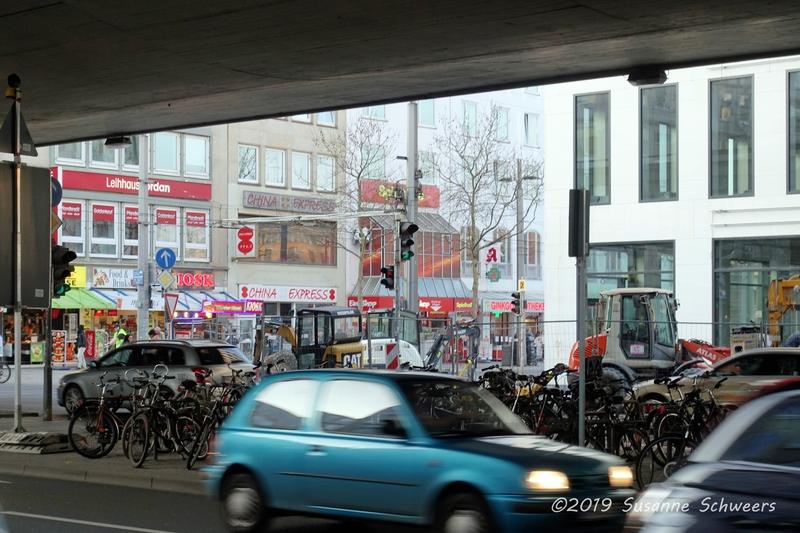 Baustelle Bahnhofsplatz 370