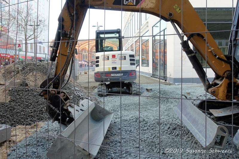 Baustelle Bahnhofsplatz 371