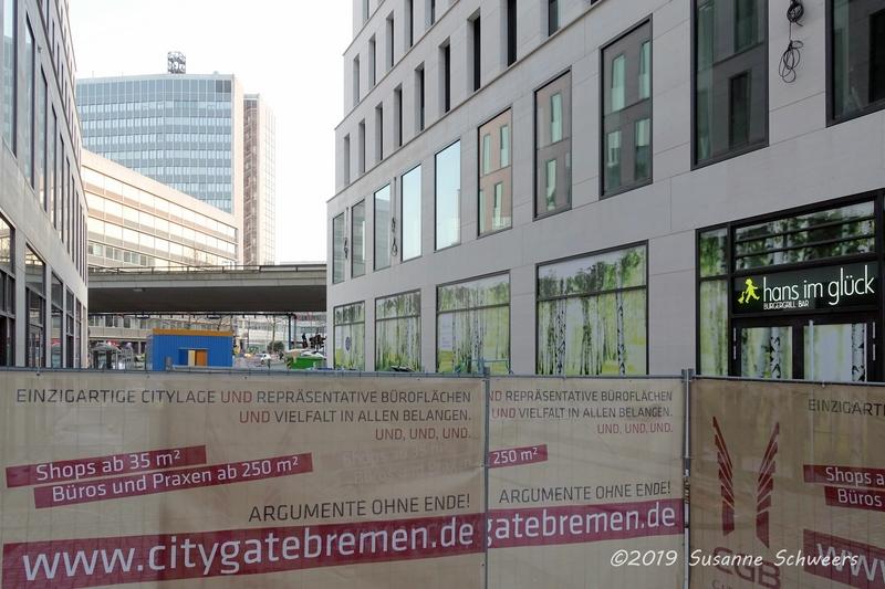 Baustelle Bahnhofsplatz 374
