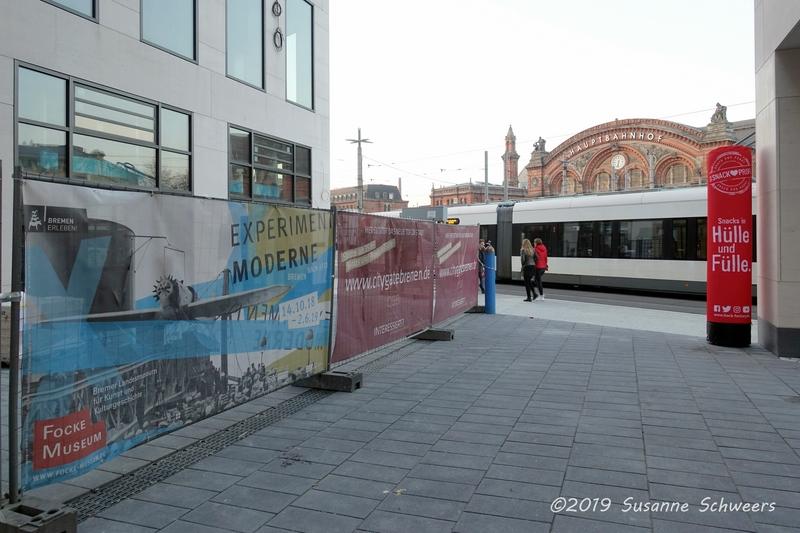 Baustelle Bahnhofsplatz 375