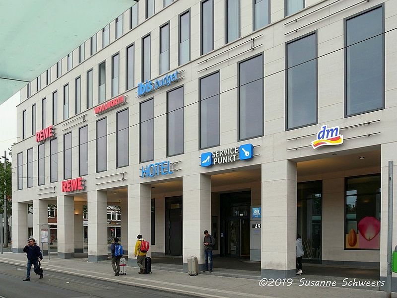 Baustelle Bahnhofsplatz 386