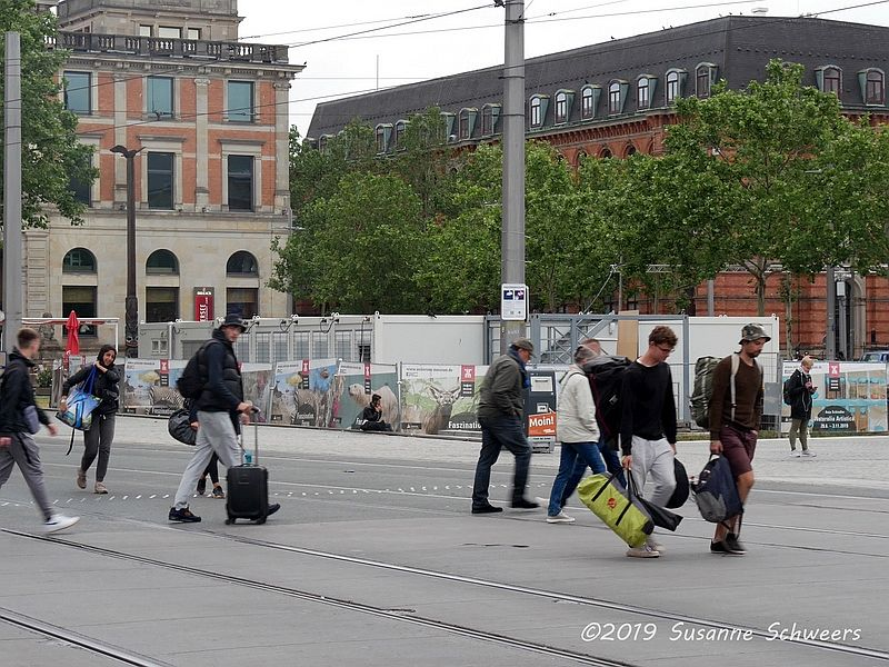 Baustelle Bahnhofsplatz 388