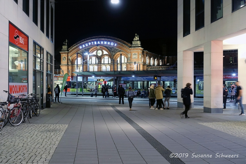 Baustelle Bahnhofsplatz 399