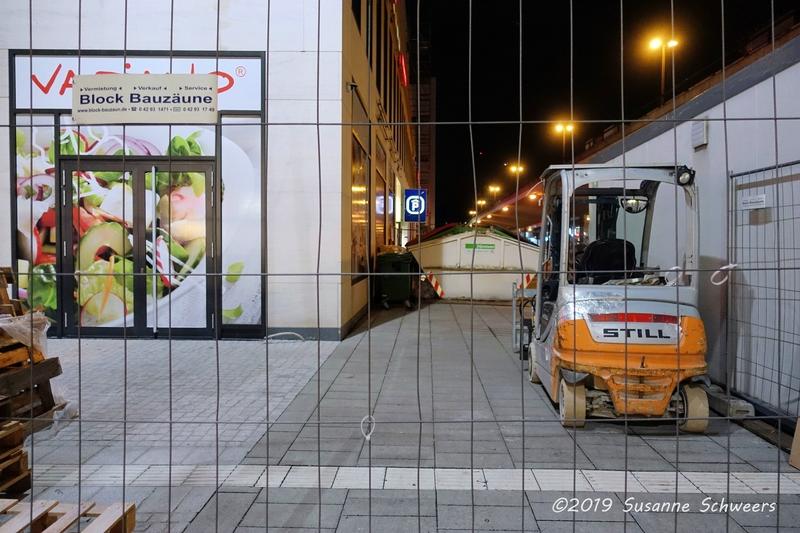 Baustelle Bahnhofsplatz 406