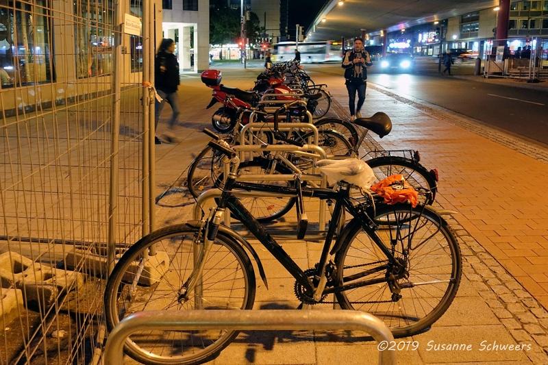 Baustelle Bahnhofsplatz 409