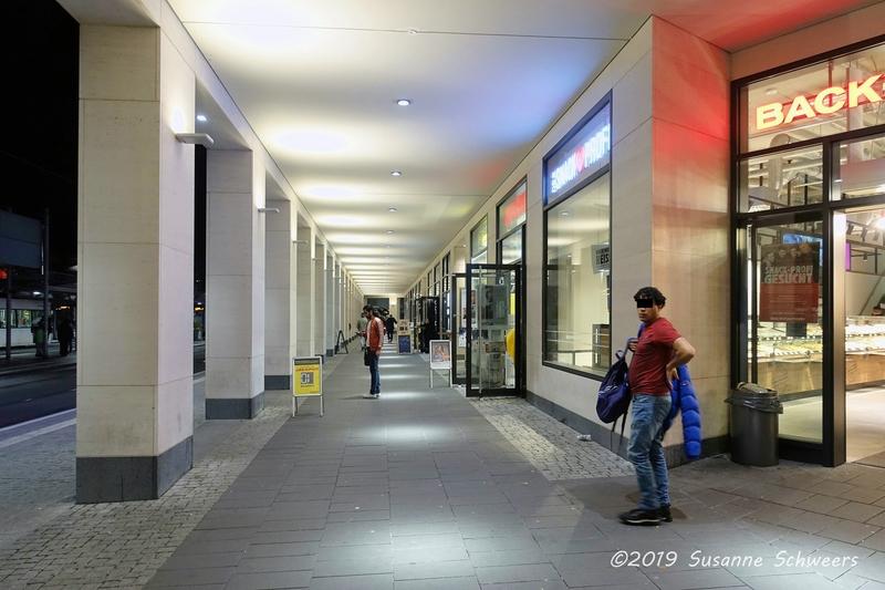 Baustelle Bahnhofsplatz 415