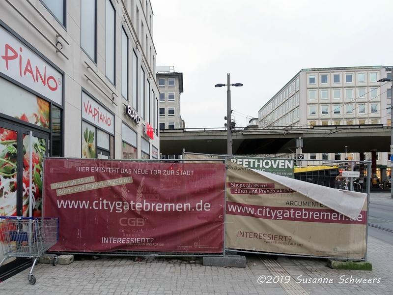 Baustelle Bahnhofsplatz 468